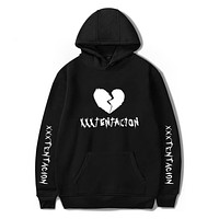 """Heart Broken Revenge"" XXXtentacion Hooded Sweatshirt"
