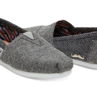 Movember Herringbone Mix Women's Classics