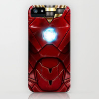 Iron/man mark VII for samsung s4, iPhone & iPod Case by Emiliano Morciano (Ateyo)