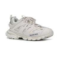 Ladies Sand Track Sneakers by Balenciaga