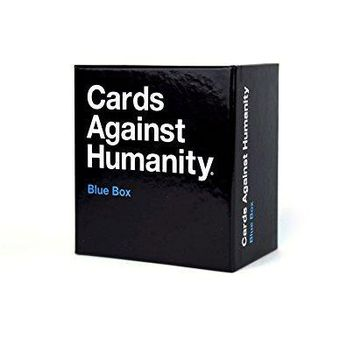 Cards Against Humanity: Blue Box Expansion Pack A Hilariously Funny Party Game For Horrible People FREE US SHIPPING