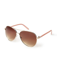 F4164 Aviator Sunglasses