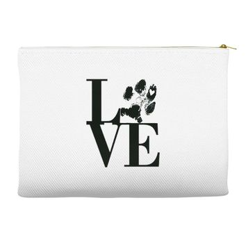 LOVE MY DOG Accessory Pouches