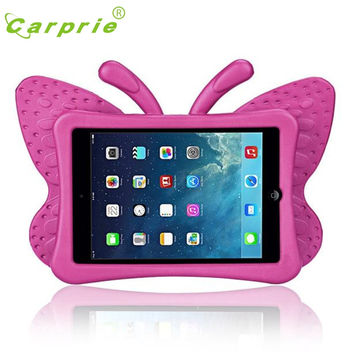 CARPRIE 3D Cute Butterfly Shockproof EVA Foam Stand Cover For iPad Mini 1/2/3 Feb4 MotherLander