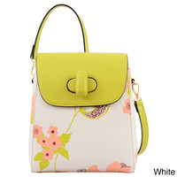 Mellow World Chloe Spacious Floral Backpack