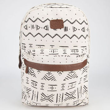 Billabong Wandering Moon Backpack White One Size For Women 23749715001