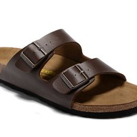 Men's and Women's BIRKENSTOCK sandals Arizona Birko-Flor 632632288-075
