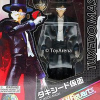 S.H. Figuarts Tuxedo Mask Sailor Moon Action Figure Bandai IN STOCK USA
