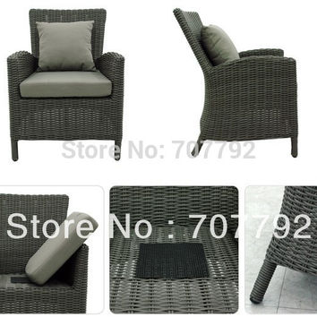 NEW modern furniture rattan furniture patio furniture sofa outdoor terrace furniture sofa Set