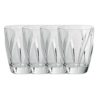Noritake Breeze Clear Tumbler, Set of 4