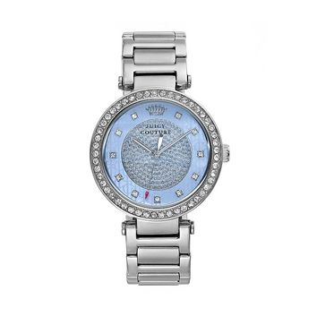 Juicy Couture Women's Luxe Couture Watch (Grey)