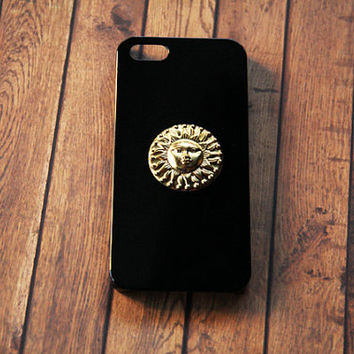 Sun S3 Case Sun S4 Case Galaxy S3 Case Sun Galaxy S4 Case Sun iPhone 5 Case iPhone 5c Sun iPhone 4s Case Sun Hippie iPhone Case Gold