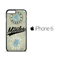 Shawn Mendes  X2134 iPhone 6 Case