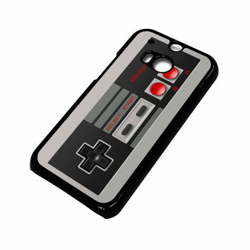 NINTENDO CONTROLLER HTC One M8 Case Cover