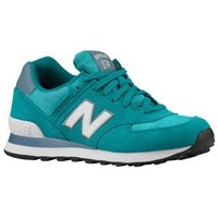 New Balance 574 - Women's at Lady Foot Locker