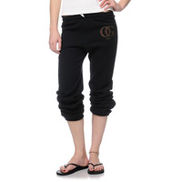 Obey OG Leopard Black Sweatpants at Zumiez : PDP