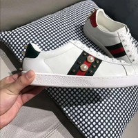Gucci Stylish Women Men Personality Sneakers Sports Shoes I
