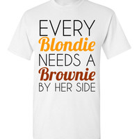 Every Blondie Needs a Brownie