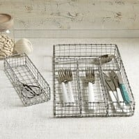 Wire Mesh Drawer Divider