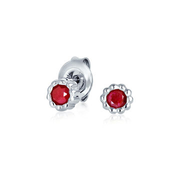 Bling Jewelry July Babe Studs