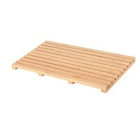 Bamboo Bathroom Mat By Urban Port