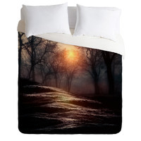 Viviana Gonzalez From Small Beginnings And Big Endings Duvet Cover