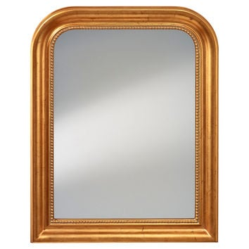 Mirrors, Grecia Wall Mirror, Gold Leaf, Wall Mirrors