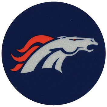 Denver Broncos - Logo Reflective Decal