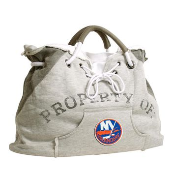 New York Islanders NHL Property Of Hoodie Tote