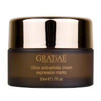 Gratiae Organics Ultrox Expression Marks Anti Wrinkle Cream, 1.7 Ounce
