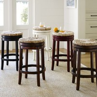 Donovan Kitchen Swivel Barstool