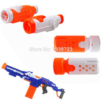 1x Modulus Proximity Barrel Targeting Scope Sight Upgrade Accessory Muffler for Nerf Gun N-STRIKE ELITE Blasters Kids Toys