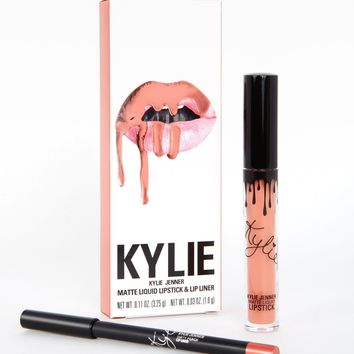 Kylie Cosmetics DIRTY PEACH | LIP KIT
