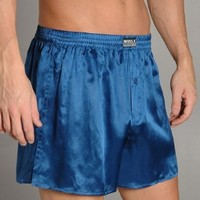 Mansilk Silk Satin Boxer (M333) $28.00
