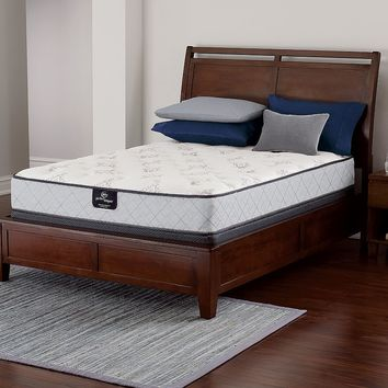 Serta Perfect Sleeper Delview Firm Innerspring Mattress - King (White)