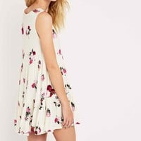 Minkpink Pink Petals Dress - Urban Outfitters