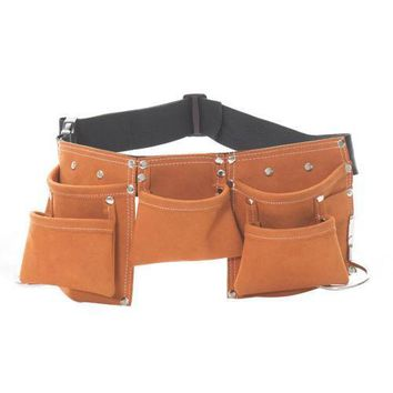 Kids Leather Belt Tool Pouch for Costumes Dress Up Toy