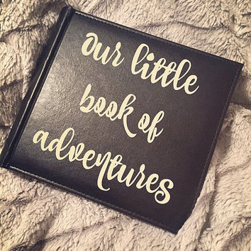 Photo Album; Our Little Adventure; Travel Lover; Wanderlust; Custom Picture Book; Friendship; Birthday Gift; Wedding; Vacation Memories;