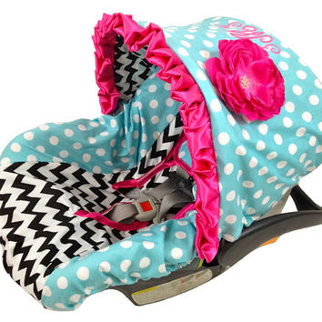 Infant Car Seat Cover Baby Including Matching Ne