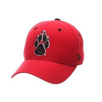 Licensed New Mexico Lobos Official NCAA DHS Size 6 7/8 Fitted Hat Cap by Zephyr 408070 KO_19_1