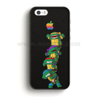 Teenage Mutant Ninja Turtles Cute iPhone SE Case  | Aneend.com
