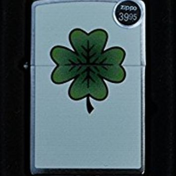 Indiana Jones Zippo Lighter, Indy Jones Elsa Clover Zippo, Limited Edition, Double Sided Brand New