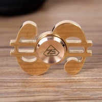 Limited Version New Gold US Dollar Fidget Spinner
