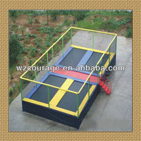 Source bungee gymnastics trampolines for sale on m.alibaba.com