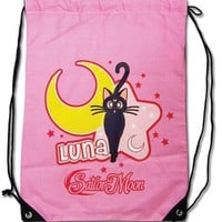 Sailor Moon: Luna Draw String Bag
