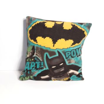 Lego Batman Pillow