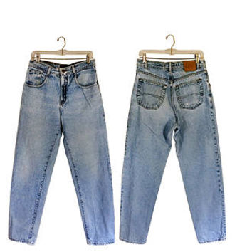 Vintage Structure Jeans 90s Jeans Size 32 Men Jeans Boyfriend Jeans Distressed Jeans 90s Pants Men Clothing Men Clothes 90s Clothing 1990s
