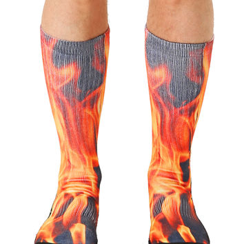 Flame Sport Socks
