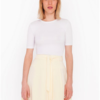 Demi Wrap Skirt | American Apparel