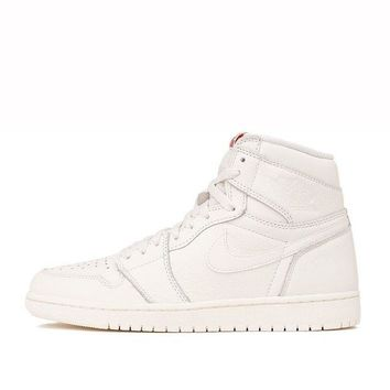 DCK7YE AIR JORDAN 1 RETRO HIGH OG - SAIL